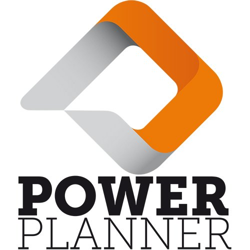 Logo for PowerPlanner